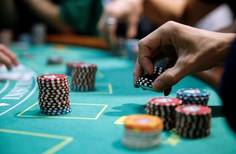 How to Get Discovered With Gambling online
